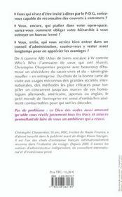 Le Dico Des Codes Dans L'Entreprise - 4ème de couverture - Format classique