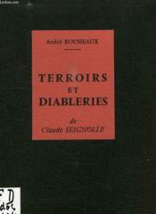 Terroirs Et Diableries De Claude Seignolle - Couverture - Format classique