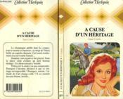 A Cause D'Un Heritage - Rafferty'S Legacy - Couverture - Format classique