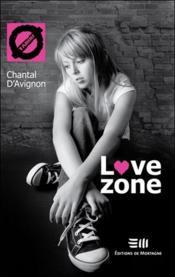 Love zone - Couverture - Format classique