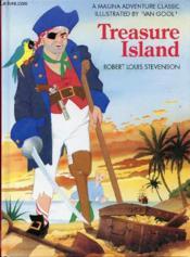 Treasure Island - Couverture - Format classique