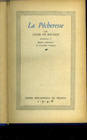 La Pecheresse - Couverture - Format classique