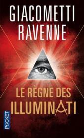 Le règne des Illuminati - Couverture - Format classique