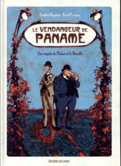 Le vendangeur de Paname ; une enquête de l'Ecluse et la Bloseille - Couverture - Format classique