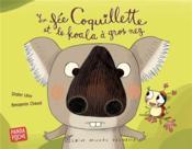 La fée Coquillette et le koala à gros nez - Couverture - Format classique