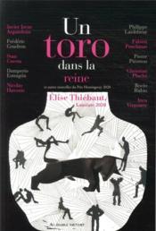 Un toro dans la reine ; et autres nouvelles du prix Hemingway 2020 - Couverture - Format classique