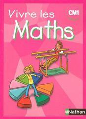 Vivre Les Maths - Intérieur - Format classique