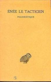 Poliorcetique - Couverture - Format classique