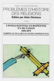 L'intelligentsia européenne en mutation - Couverture - Format classique