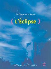 L'éclipse - Intérieur - Format classique