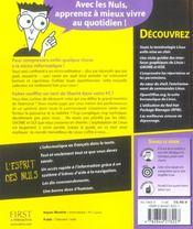 Linux pour les nuls (7e edition) - 4ème de couverture - Format classique