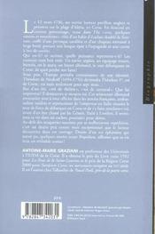 Le Roi Theodore - 4ème de couverture - Format classique