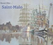 Saint-malo - cancale - Couverture - Format classique