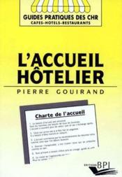 L'Accueil Hotelier - Couverture - Format classique