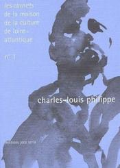Les carnets de la maison de la culture de Loire Atlantique t.1 - Couverture - Format classique
