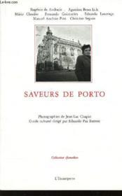 Saveurs de Porto - Couverture - Format classique