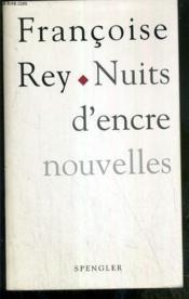 Nuits D'Encre - Couverture - Format classique