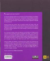 La Pratiques N05 - Sante Au Travail - 4ème de couverture - Format classique
