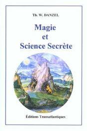 Magie Et Science Secrete - Intérieur - Format classique