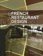 French restaurant design - Couverture - Format classique