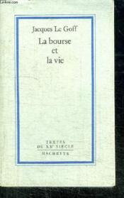 La Bourse Et La Vie - Couverture - Format classique