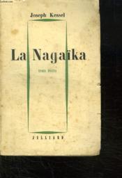 La Nagaika. - Couverture - Format classique