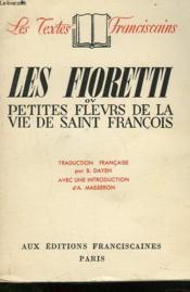 Les Fioretti De Saint Francois - Couverture - Format classique