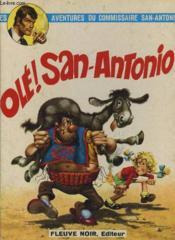 Ole! San-Antonio - Couverture - Format classique