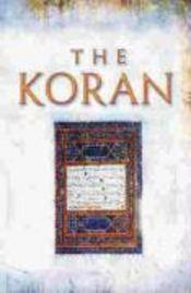 The koran - Couverture - Format classique