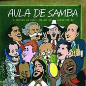 Aula De Samba - Couverture - Format classique