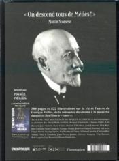 Méliès ; la magie du cinéma - 4ème de couverture - Format classique