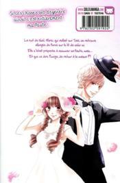 Come to me wedding T.6 - 4ème de couverture - Format classique