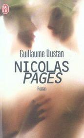 Nicolas pages - Intérieur - Format classique