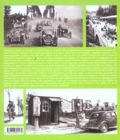 Les routes de chez nous ; de la voie romaine à l'autoroute - 4ème de couverture - Format classique