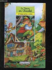 Maison En Chocolat - Couverture - Format classique