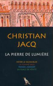 Coffret La Pierre De Lumiere - Couverture - Format classique