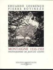 Montaigne 1533-1592 - Couverture - Format classique