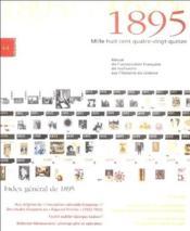 Revue 1895 N.44 - Couverture - Format classique