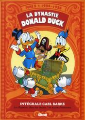 La dynastie Donald Duck ; INTEGRALE VOL.5 ; 1954-1955 ; les Rapetou dans les choux ! et autres histoires - Couverture - Format classique