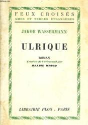 Ulrique - Couverture - Format classique