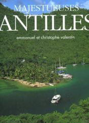 Majestueuses Antilles - Couverture - Format classique