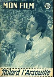 Mon Film N° 504 - Milord L'Arsouille - Couverture - Format classique