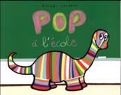 Pop à l'école - Couverture - Format classique