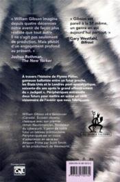 Périphériques - 4ème de couverture - Format classique