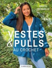 Vestes & pulls au crochet - Couverture - Format classique
