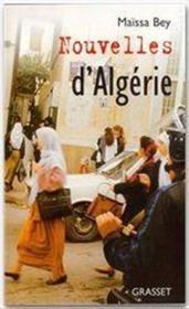 Nouvelles d'Algérie - Couverture - Format classique