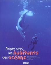 Nager avec les habitants des océans - Couverture - Format classique