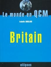 Britain Le Monde En Qcm - Intérieur - Format classique