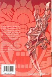 Zero Taker T.3 - 4ème de couverture - Format classique