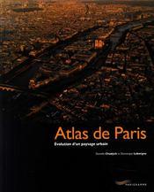Atlas de Paris (édition 2007) - Intérieur - Format classique